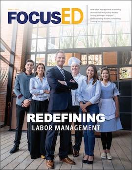 FocusED 2020 issue cover